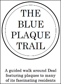 Download a PDF of the Blue Plaque Trail Leaflet